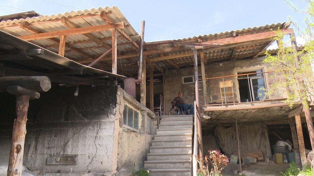 ՎիվաՍել-ՄՏՍ. Աղավնաձորում կլուծվի կիսակառույց տան և թեքահարթակի խնդիր