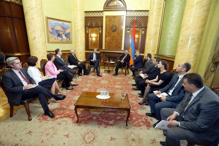 2019 թվականի տարեկան գործողությունների ծրագրի շրջանակներում ԵՄ-ի կողմից Հայաստանին տրամադրվող աջակցությունը ավելացել է 25 մլն եվրոյով