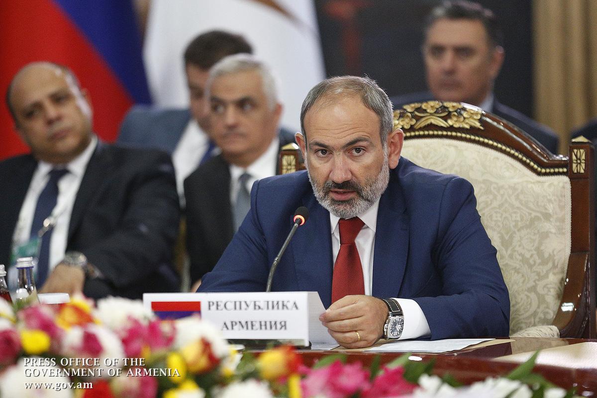 Վարչապետը Ղրղզստանում մասնակցել է Եվրասիական միջկառավարական խորհրդի հերթական նիստին