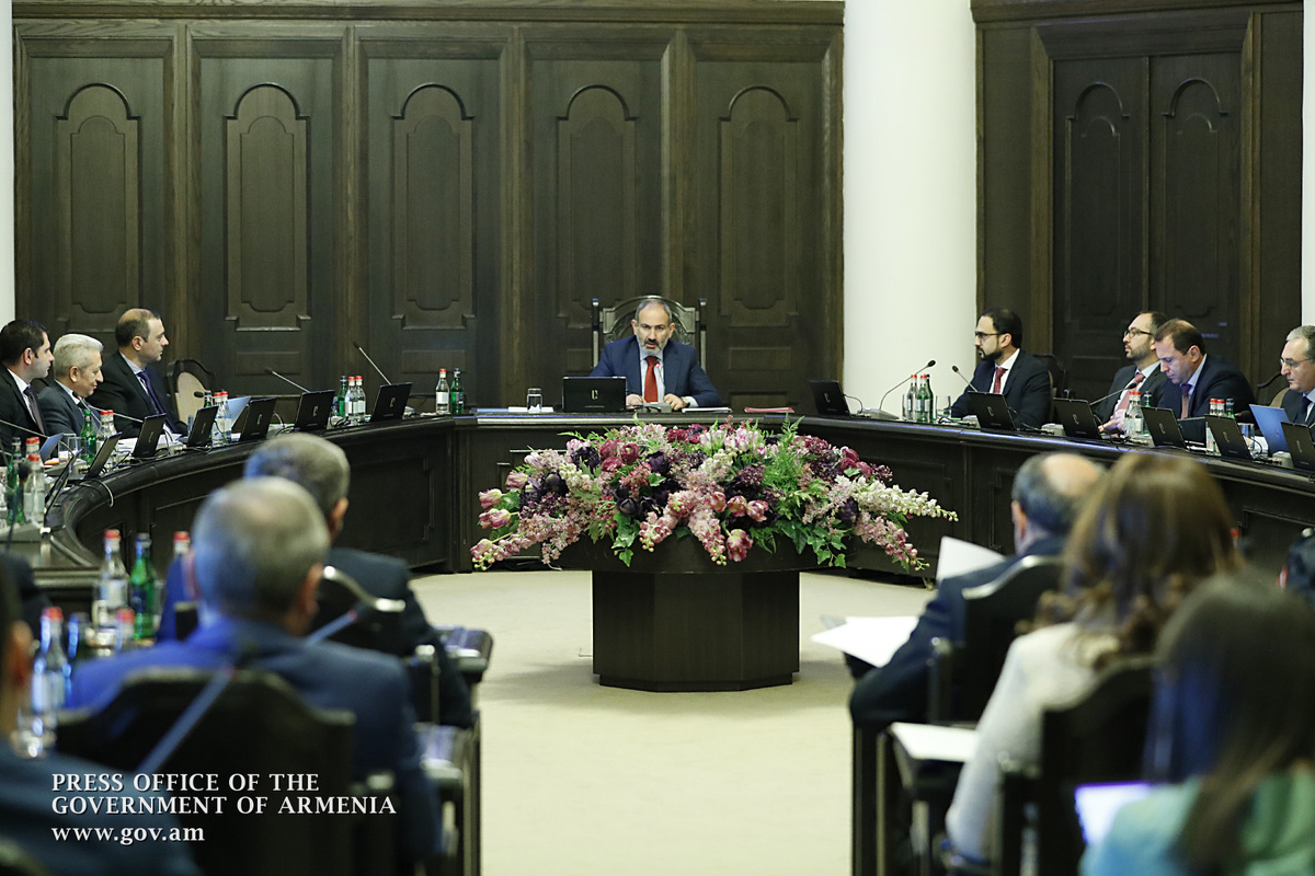 Կառավարությունը հավանություն տվեց ԵԱՏՄ շրջանակում կենսաթոշակային ապահովության ոլորտի համաձայնագրին
