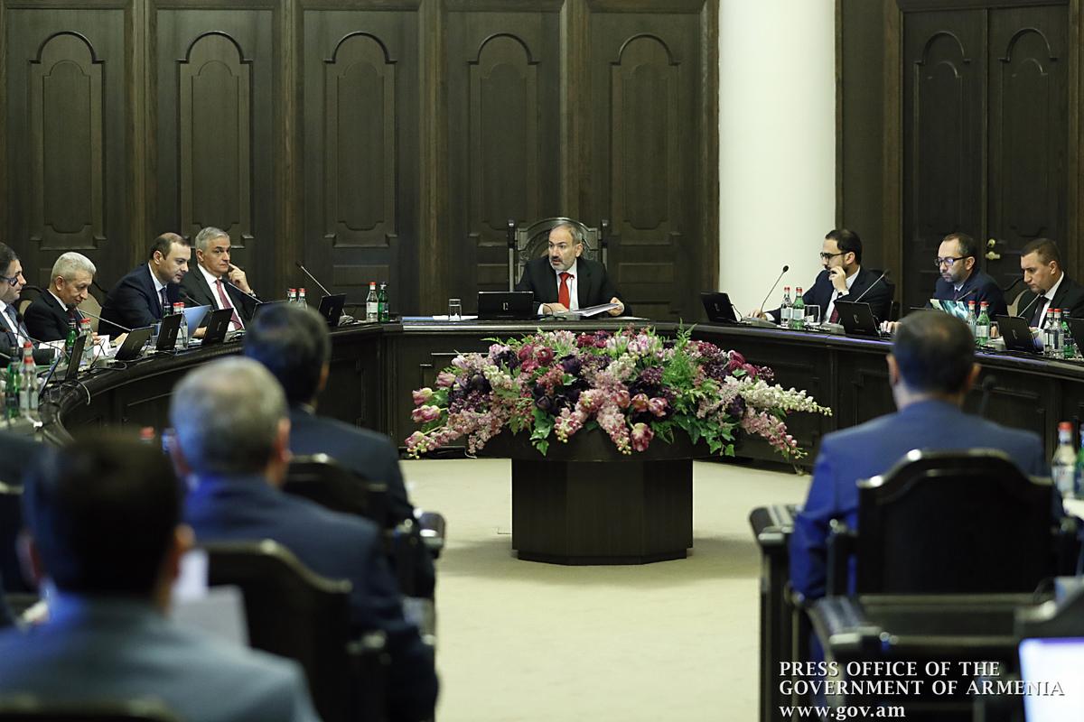 Կառավարության օրակարգի կարևորագույն հարցերից է արժեթղթերի բորսայի զարգացումը. վարչապետ