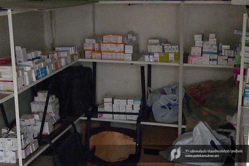 ՊԵԿ-ը հայտնաբերել է դրոշմավորման ենթակա, ապօրինի եղանակով ձեռքբերված չդրոշմավորված դեղեր. Հարուցվել է քրեական գործ