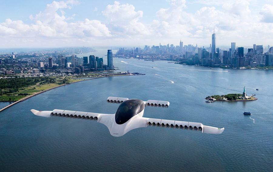 Գերմանական ստարտափը առաջին անգամ հինգտեղանոց թռչող տաքսի է ստեղծել