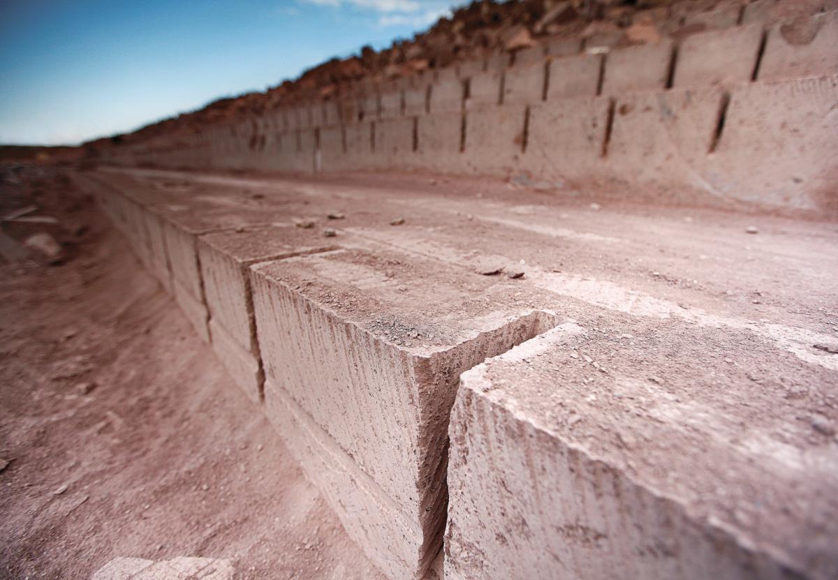 2019թ. հունվար-մարտ ամիսներին Հայաստանում ուղիղ կտրվածքի տուֆի արտադրությունն աճել է 2.2 անգամ