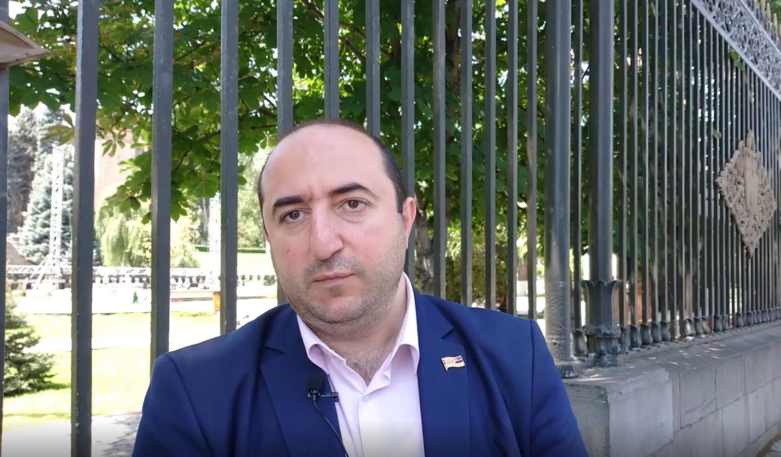 Արտակ Մանուկյան. Ռոյալթին ռազմավարական ու երկարաժամկետ լուծում է. Տեսանյութ