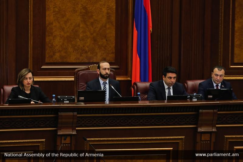 ԱԺ-ում առաջին ընթերցմամբ քննարկման է ներկայացվել Հայաստանում աճեցված տոհմային անասունների իրացումն ԱԱՀ-ից ազատող օրինագիծը