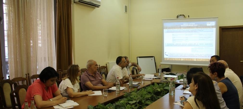 Քննարկվել են ԵԱՏՄ անդամ երկրների գյուղարտադրանքի պահանջարկի և առաջարկի կանխատեսումների վերաբերյալ հաշվարկի մեխանիզմներն ու մոտեցումները