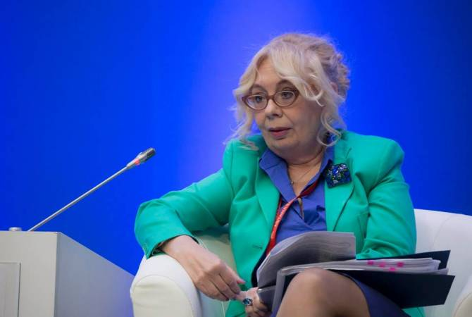 Տատյանա Վալովայան օրինակելի է համարում Հայաստանի՝ ԵԱՏՄ շուկա ապրանքների արտահանման ցուցանիշը