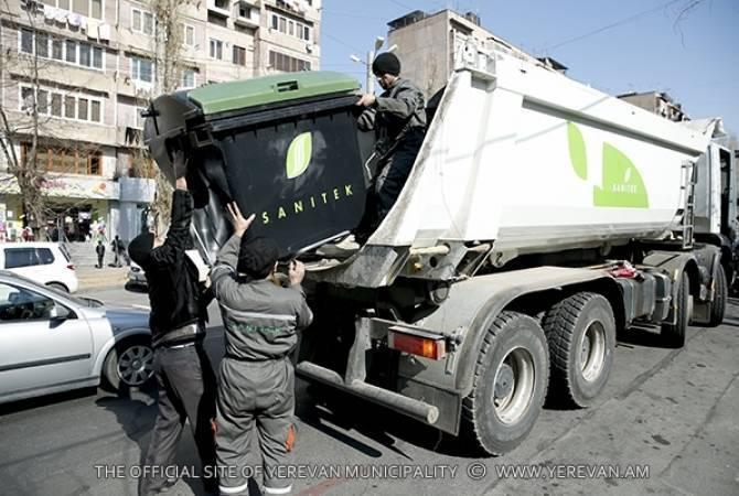 Երևանցիներն այլևս չեն հանդուրժելու կեղտոտ փողոցներ. Հայկ Մարությանը պայման է ներկայացրել «Սանիթեքին»