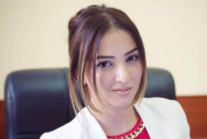 Լիլիա Շուշանյանը նշանակվել է ՀՀ տարածքային կառավարման և զարգացման նախարարի տեղակալ