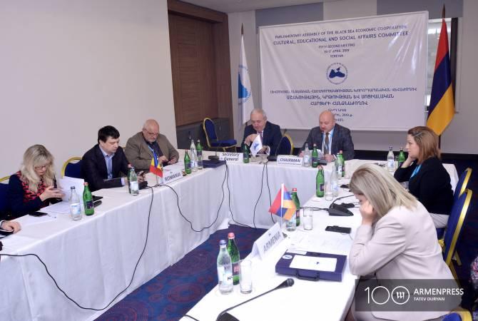 Սևծովյան տնտեսական համագործակցության հանձնաժողովը քննարկել է անդամ երկրների կենսաթոշակային համակարգի խնդիրները