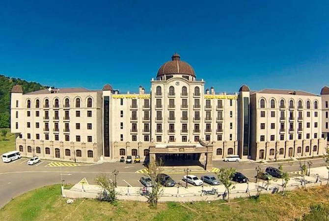 Ծաղկաձորի «Golden Palace» հյուրանոցը գտնվում է պահպանության ռեժիմում. գործունեությունը դադարեցված է