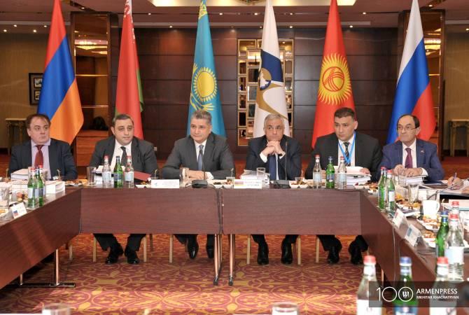 Երևանում կայացել է ԵԱՏՀ խորհրդի նիստը