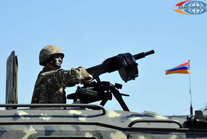 Հայաստանն աշխատում է զենքերի տեսականին մեծացնելու ուղղությամբ