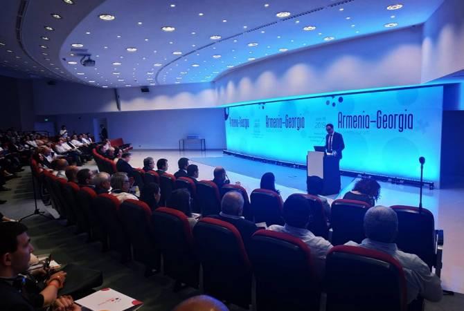 Դիլիջանում մեկնարկել է հայ-վրացական գործարար համաժողովը. ՈՒՂԻՂ