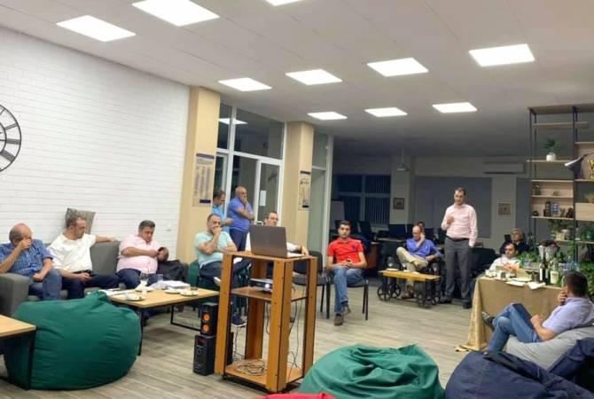 Արտակ Քամալյանը միջազգային դոնոր կազմակերպությունների հետ քննարկել է գյուղատնտեսության ոլորտի զարգացման ուղղությունները