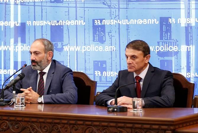 Վալերիյ Օսիպյանը նշանակվել է ՀՀ վարչապետի գլխավոր խորհրդական