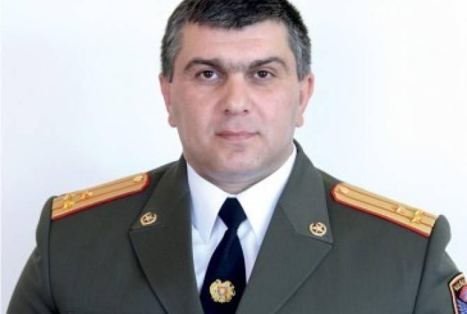 Գրիգորի Խաչատուրովին շնորհվել է գեներալ-մայորի զինվորական կոչում