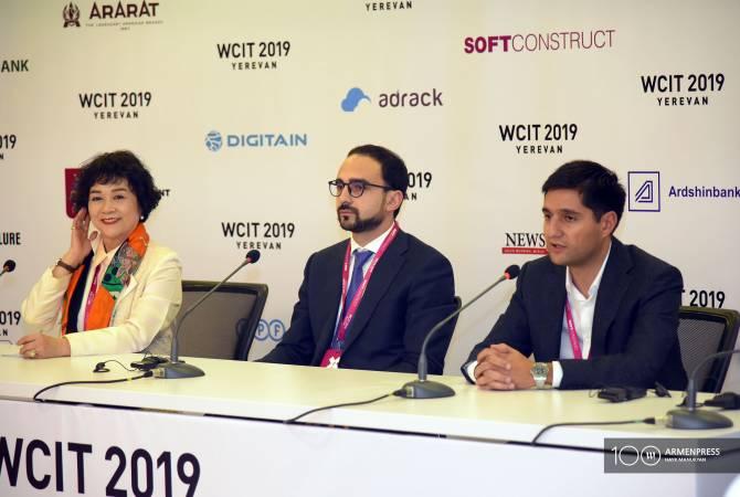 Երևանում ՏՏ համաժողովի մասնակիցների թիվը ռեկորդային է WCIT պատմության մեջ