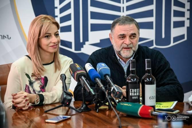 Հայաստանում արտադրվել է առաջին սերտիֆիկացված օրգանական գինին