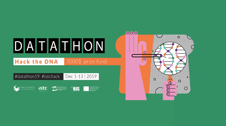 Մեկնարկում են «Hack the DNA Datathon» ծրագիրը