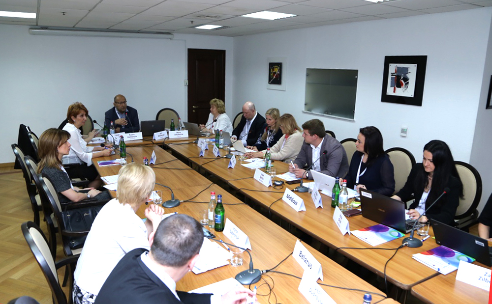 ԱՏՁՄ. Երևանում ընթանում է Թվային հմտությունների գծով Արևելյան գործընկերության տարածաշրջանային ցանցի աշխատաժողովը