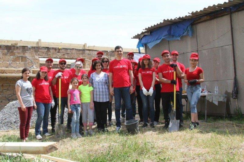 Վիվասել-ՄՏՍ. Ընթացիկ տարվա շինարարական աշխատանքերի մեկնարկը տրվել է Փարպի գյուղից