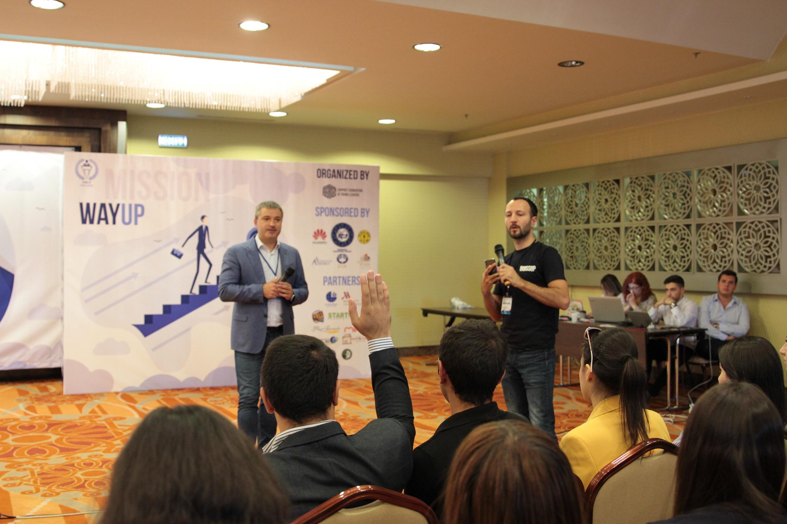 Beeline-ի գլխավոր տնօրենը դասախոսություն է անցկացրել Երիտասարդ առաջնորդների միջազգային դպրոցի ուսանողների համար