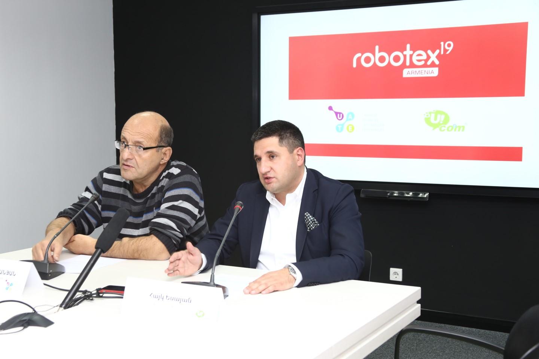 41 թիմ կպայքարի Ucom-ի աջակցությամբ իրականացվող Robotex Armenia-ի գլխավոր մրցանակի համար