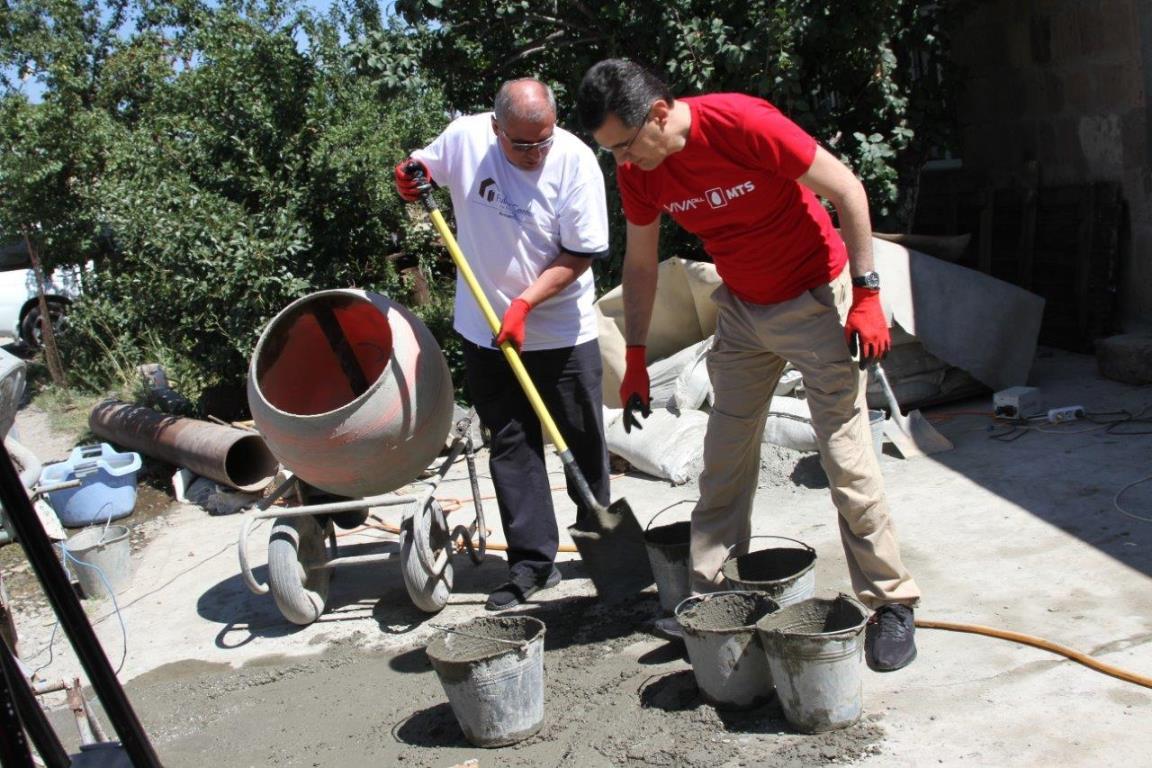 Վիվասել-ՄՏՍ. Շինարարության հերթական հասցեն՝ Գյումրի