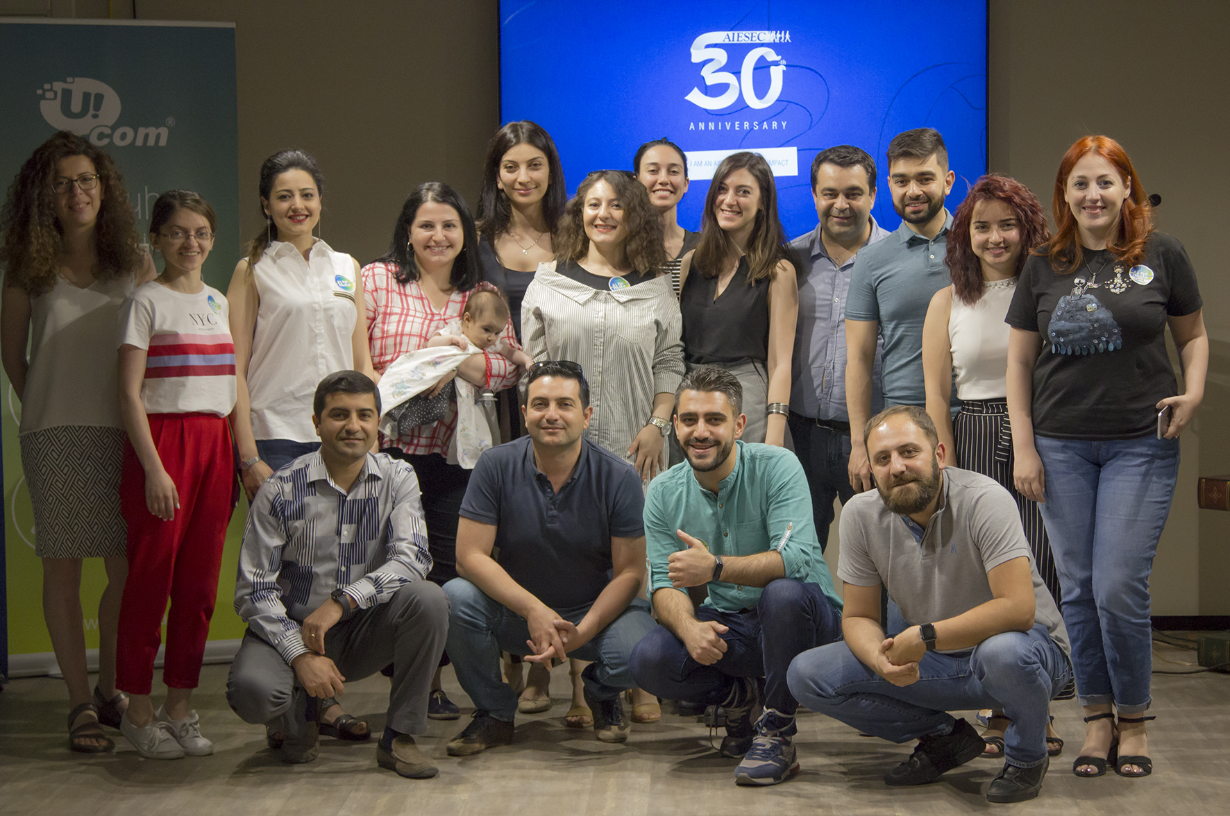«ԱՅՍԵԿ-Հայաստան» երիտասարդական կազմակերպության 30-ամյակի միջոցառումները շարունակվում են
