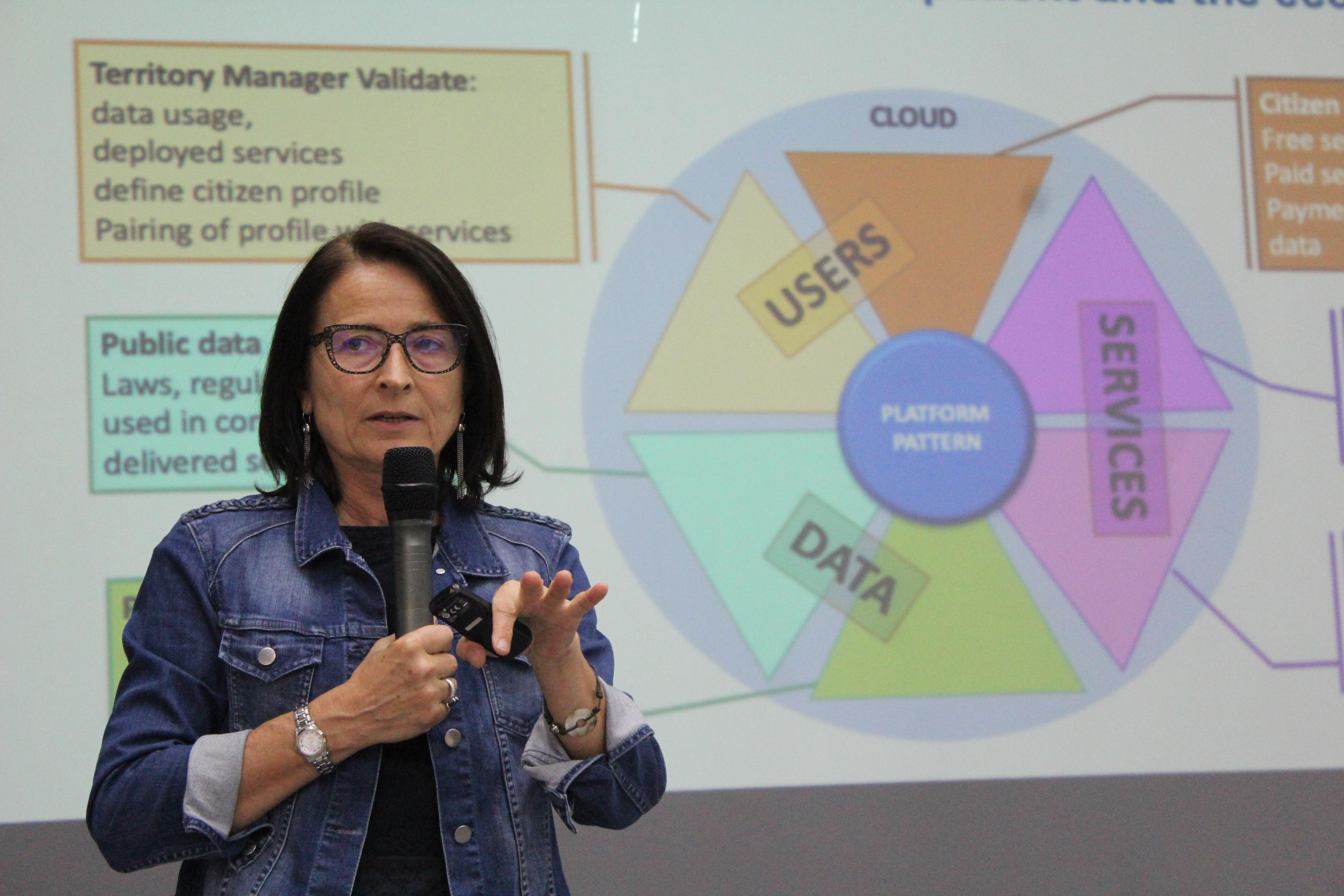 IBM Ներկայացուցիչների այցը Հայաստան