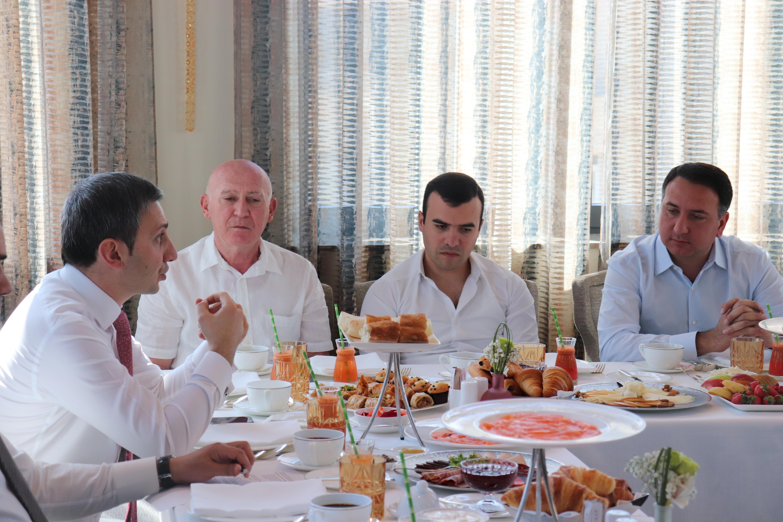 HSBC Հայաստան և ՀԱԱԳ. Միավորելով ջանքերը առևտրի արտահանման ֆինանսավորման նպատակով