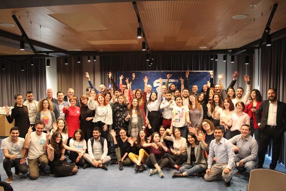 «ԱՅՍԵԿ»-ը նշում է Հայաստանում իր գործունեության 30-ամյակը