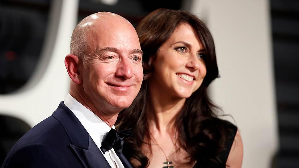 Մակքենզի Բեզոսն աշխարհի երրորդ ամենահարուստ կինն է