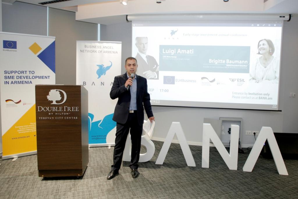 BANA-ի ամենամյա համաժողովը նոր ներդրումներ կապահովի