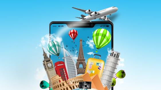 Ucom. ինտերնետ` սկսած 6.4 Դ/ՄԲ 50-ից ավելի երկրում ճամփորդելիս