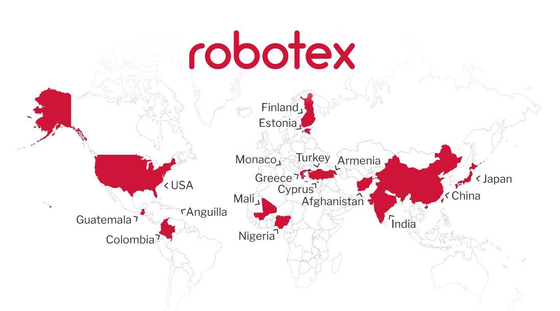 ԱՏՁՄ-ն դարձել է Robotex միջազգային միավորման անդամ և նոյեմբերի 9-ին կհյուրընկալի Robotex Armenia առաջին միջազգային մրցույթը