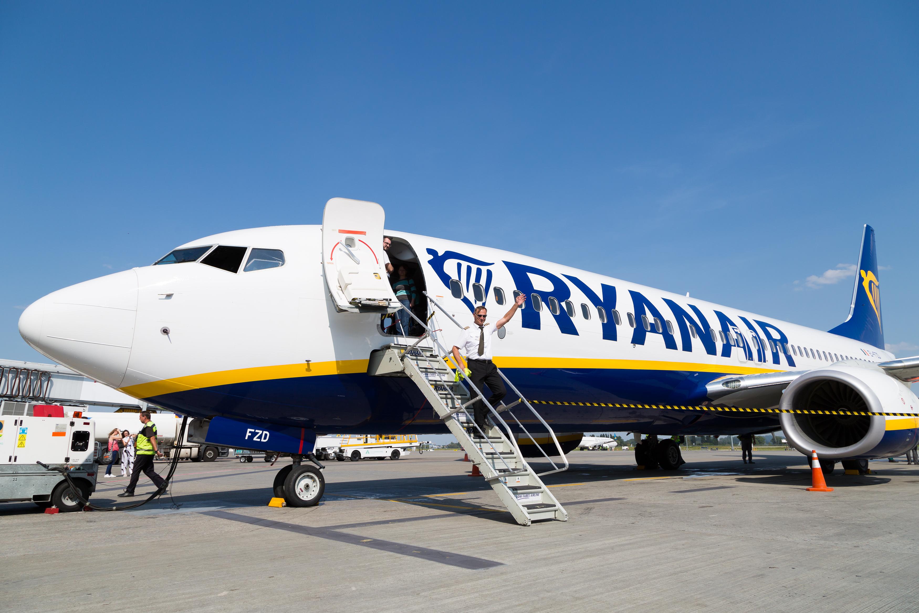 Ryanair-ն ուսումնասիրում է Միլան-Երևան չվերթի ուղևորներին չգրանցելու հարցը