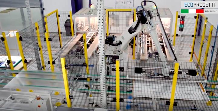 SolarOn-ը համալրվել է իտալական արտադրության ավտոմատացված, ռոբոտացված հոսքագծով, որը Հայաստանում առաջինն է