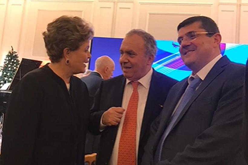 Հրանտ Բագրատյանը և Արայիկ Հարությունյանը Վիեննայում մասնակցել են GLASE-ի և To Joy-ի եվրոպական ժողովին