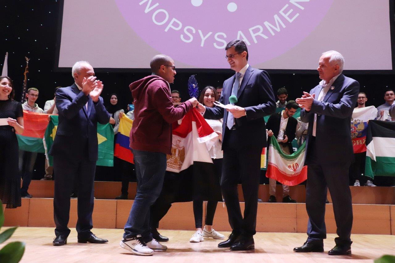 Վիվասել-ՄՏՍ. Ամփոփվել են Միկրոէլեկտրոնիկայի 14-րդ միջազգային օլիմպիադայի արդյունքները