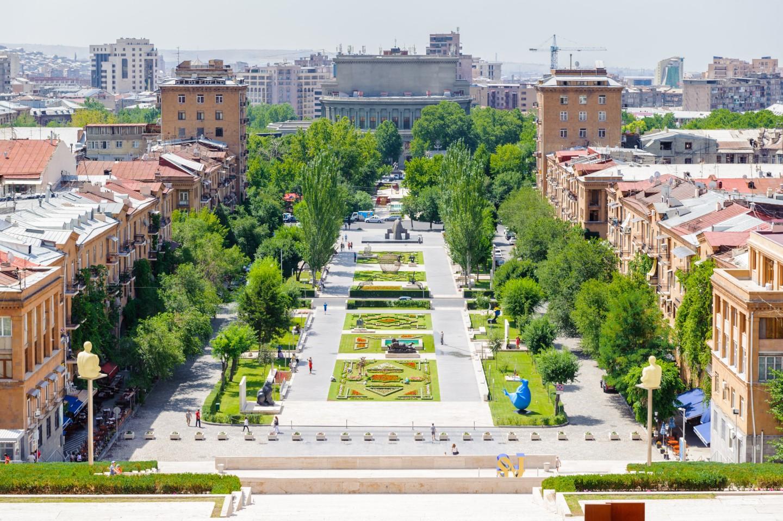 Ամերիկյան «Condé Nast Traveler»-ը Հայաստանը ներառել է 2020-ի զբոսաշրջային ուղղությունների ցանկում