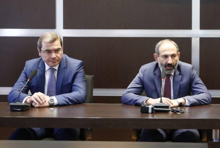 Ժամանակ. Պաշտոնանկության հերթը Դավիթ Անանյանինն է. վարչապետը մտադիր է ՊՆ համակարգից ՊԵԿ նախագահ նշանակել
