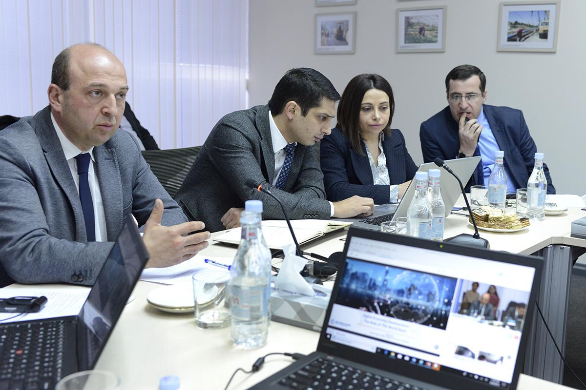 Մեկնարկում են Հայաստանի թվային օրակարգի մշակման աշխատանքները