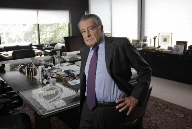 Էդուարդո Էռնեկյան. 250 հազար դոլար՝ ՀՀ կառավարությանը կորոնավիրուսի դեմ պայքարի համար