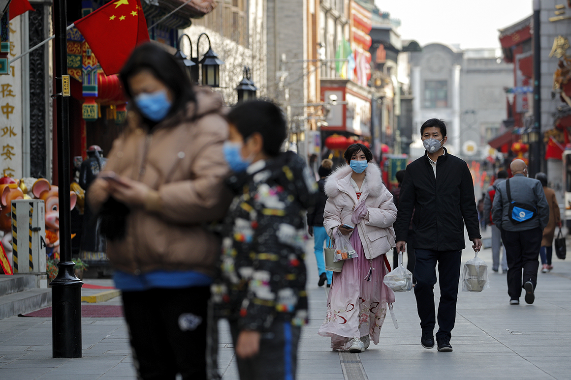 Չինաստանն ավելի քան 14.36 մլրդ դոլար են ծախսել նոր կորոնավիրուսի դեմ պայքարելու համար