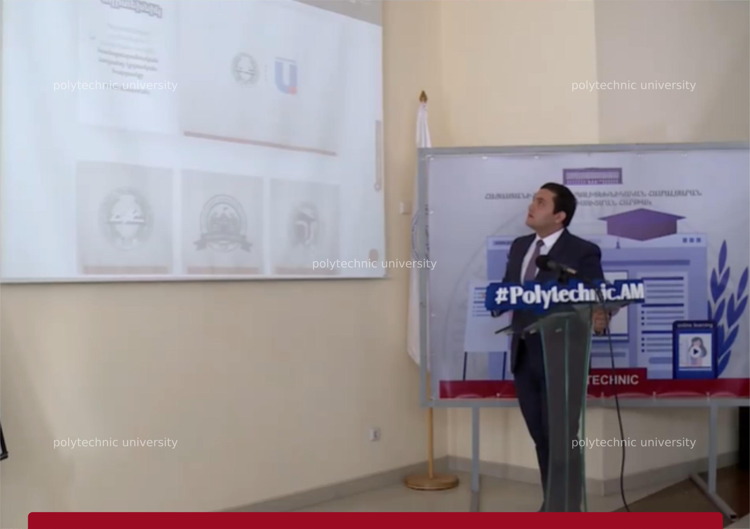 Վիվա-ՄՏՍ-ն աջակցում է Պոլիտեխնիկի կողմից ստեղծված հայկական առաջին համալսարանական առցանց կրթական հարթակին