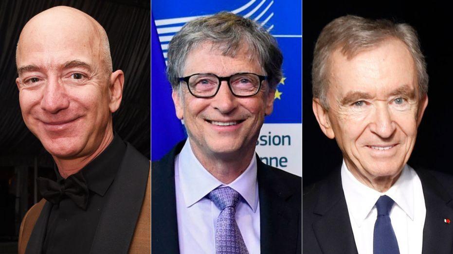 Աշխարհի ամենահարուստների բազմամիլիարդանոց կորուստները