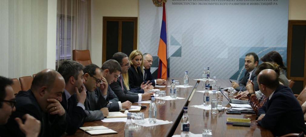 Քննարկվել է Հայաստանի առաջիկա զարգացման քաղաքականության գործառնության կառուցվածքը